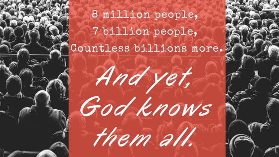 God Knows Them All