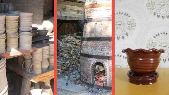 pottery process