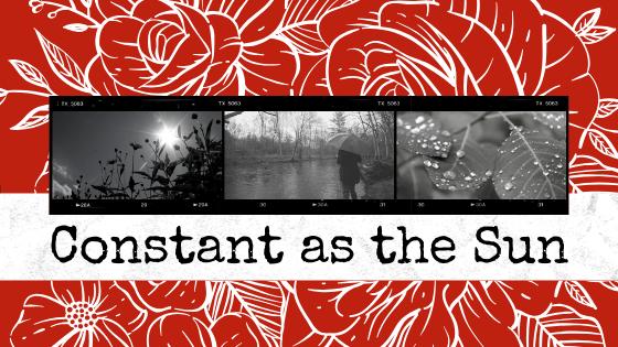 Constant as the Sun